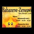 Babazene-Zeneovi - Táncsics Mihály Művelődési Ház