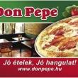Don Pepe Étterem & Pizzéria - Pestszentlőrinc