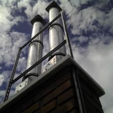 Füstterelő Kft. - kéményépítés