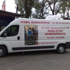 Gumi Ambulancia - Nagysándor József utca