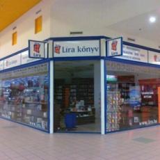 Líra Könyvesbolt - Tesco Hipermarket, Megapark