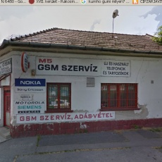 M5 GSM Kft. (Forrás: google.maps)