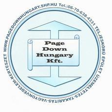 Page Down Hungary Kft. - takarítás