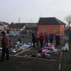 Bolhapiac - Vörösmarty téri piac (Fotó: pesterzsebet.hu)