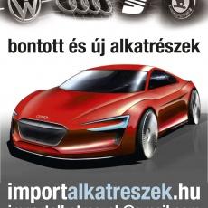 Seat, Skoda, Volkswagen, Alkatrészek és Szerviz