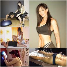 Személyi edzés, testkezelések