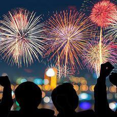 Tűzijáték - Az ünnep fénye