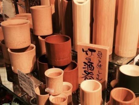 Kézműves kirakata, Japán