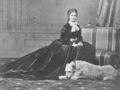Wittelsbach Erzsébet - Sisi