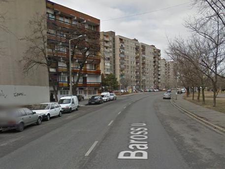 Itt reggel sorban parkolnak (fotó: Google)