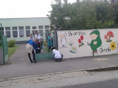 Boróka lett a neve a János utcai óvodának (forrás: pesterzsebet.hu)