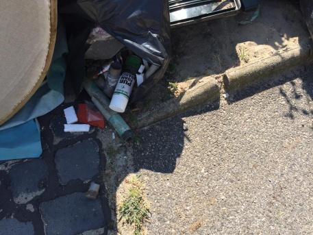 Veszélyes hulladék is van benne