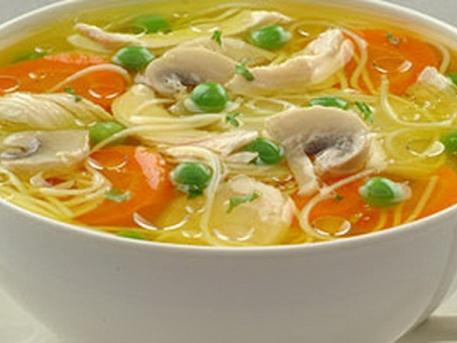 Újházi leves