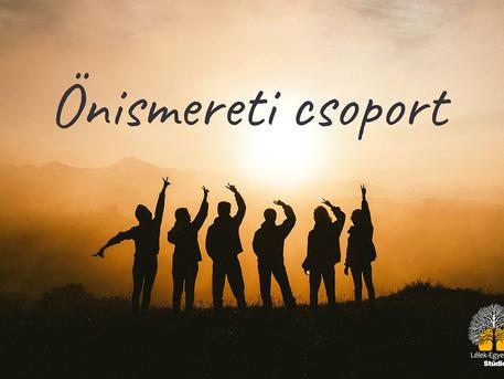 Önismereti csoporttréning