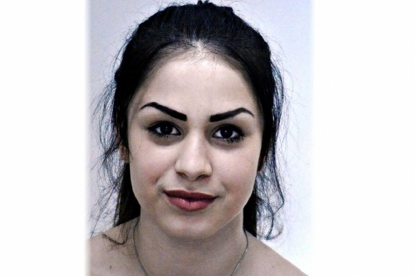 Buri Adriennt szeretnék megtalálni a rendőrök (forrás: police.hu)